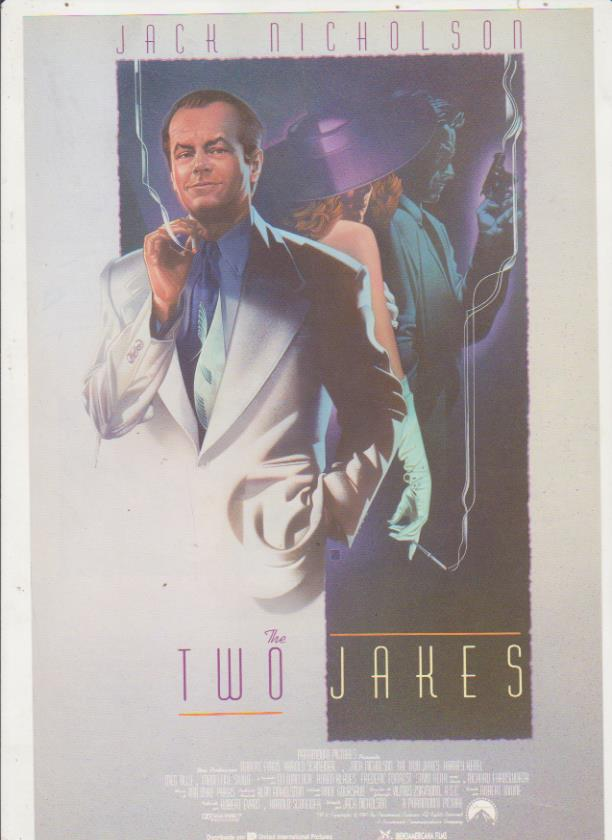 The Two Jakes. Guía de Paramount