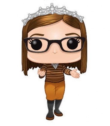 Funko POP! The Big Band Theory. Amy Farrah Fowler