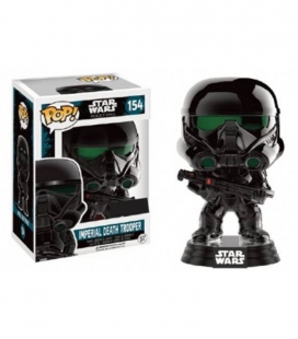 Funko POP! Star Wars. Imperial Death Trooper (Chromed)