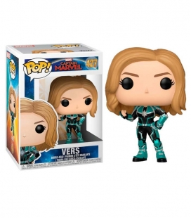 Funko POP! Captain Marvel. Vers