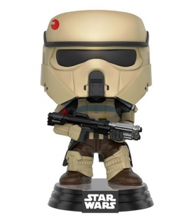 Funko POP! Star Wars. Scarif Stormtrooper Blue Stripe