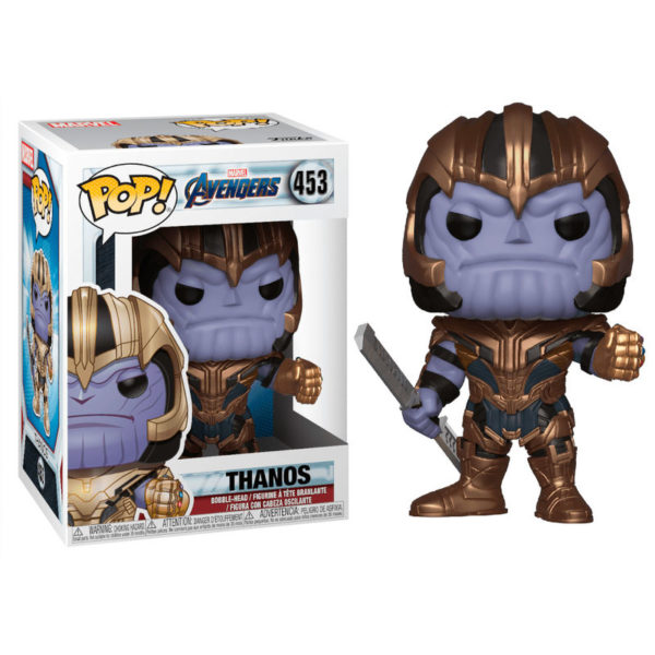 Funko POP! Endgame. Thanos