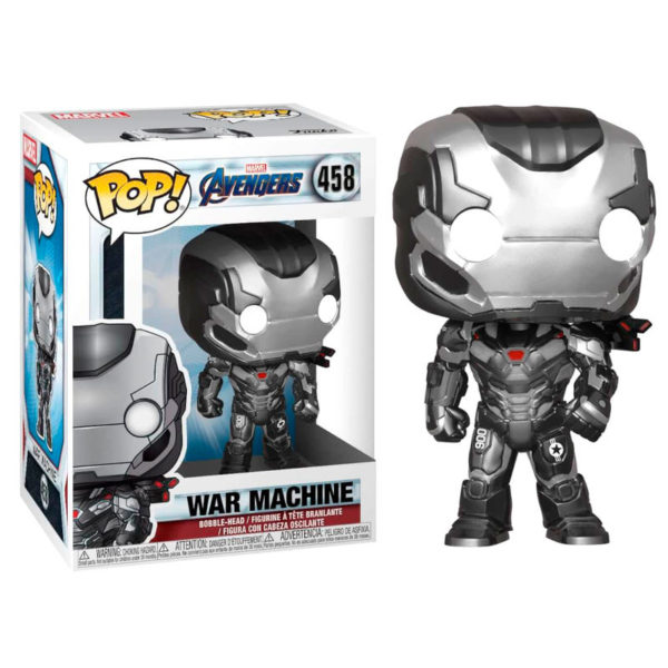 Funko POP! Endgame. War Machine