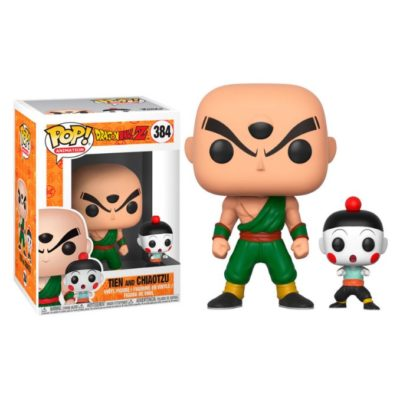 Funko POP! Dragon Ball Z. Tien and Chiaotzu
