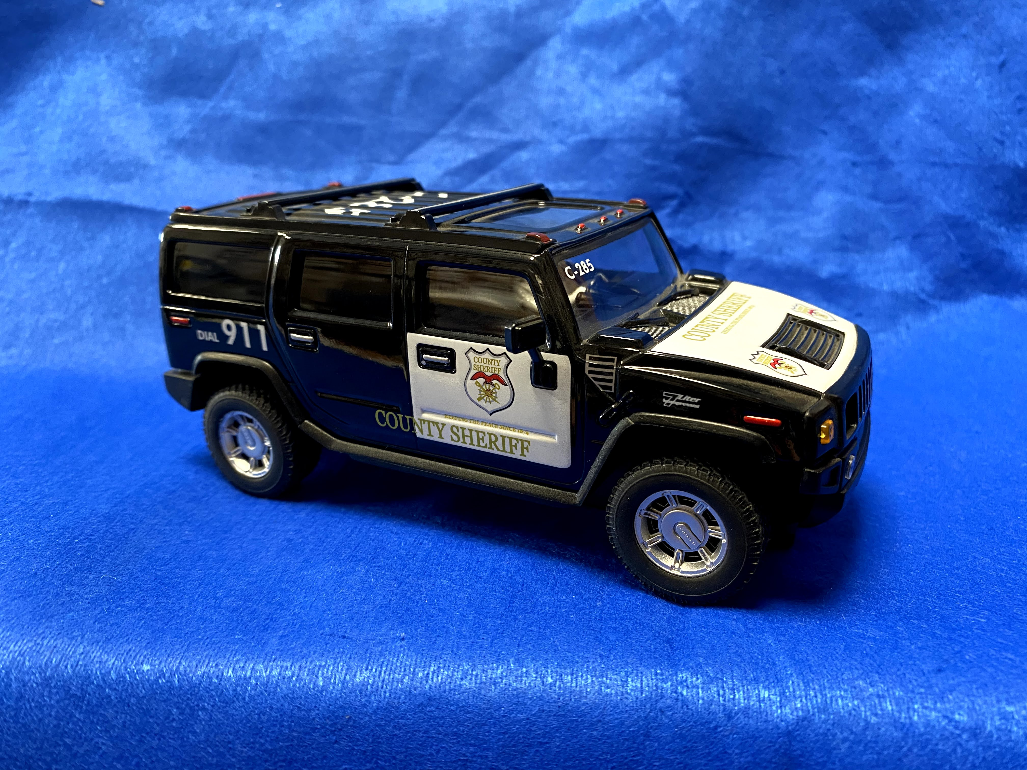 Hummer H2 County Sheriff. Ninco Ref. 50456