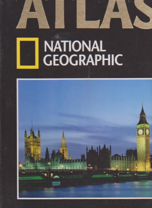 Atlas national Geographic. Europa I. N.G. 2004