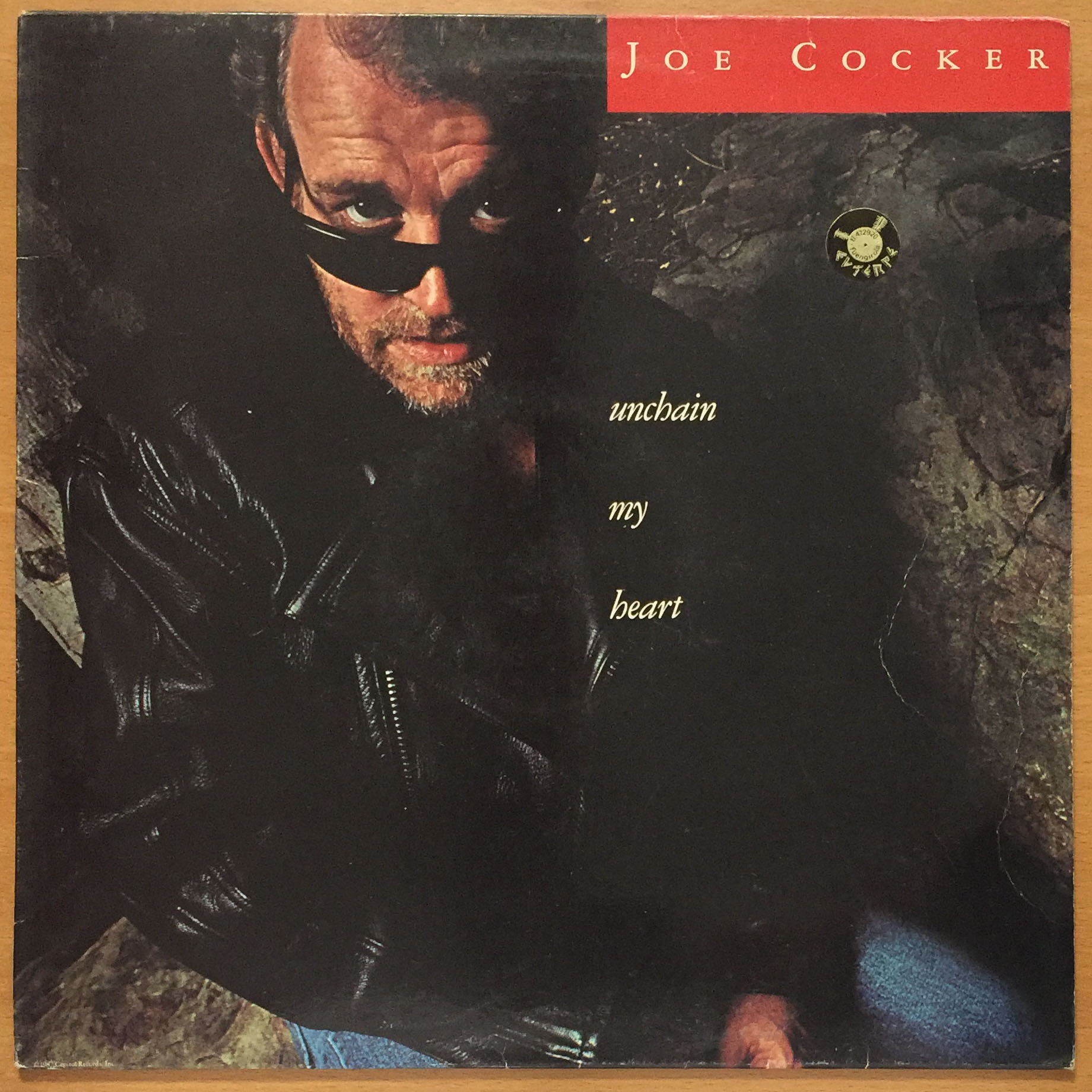 joe cocker unchain my heart