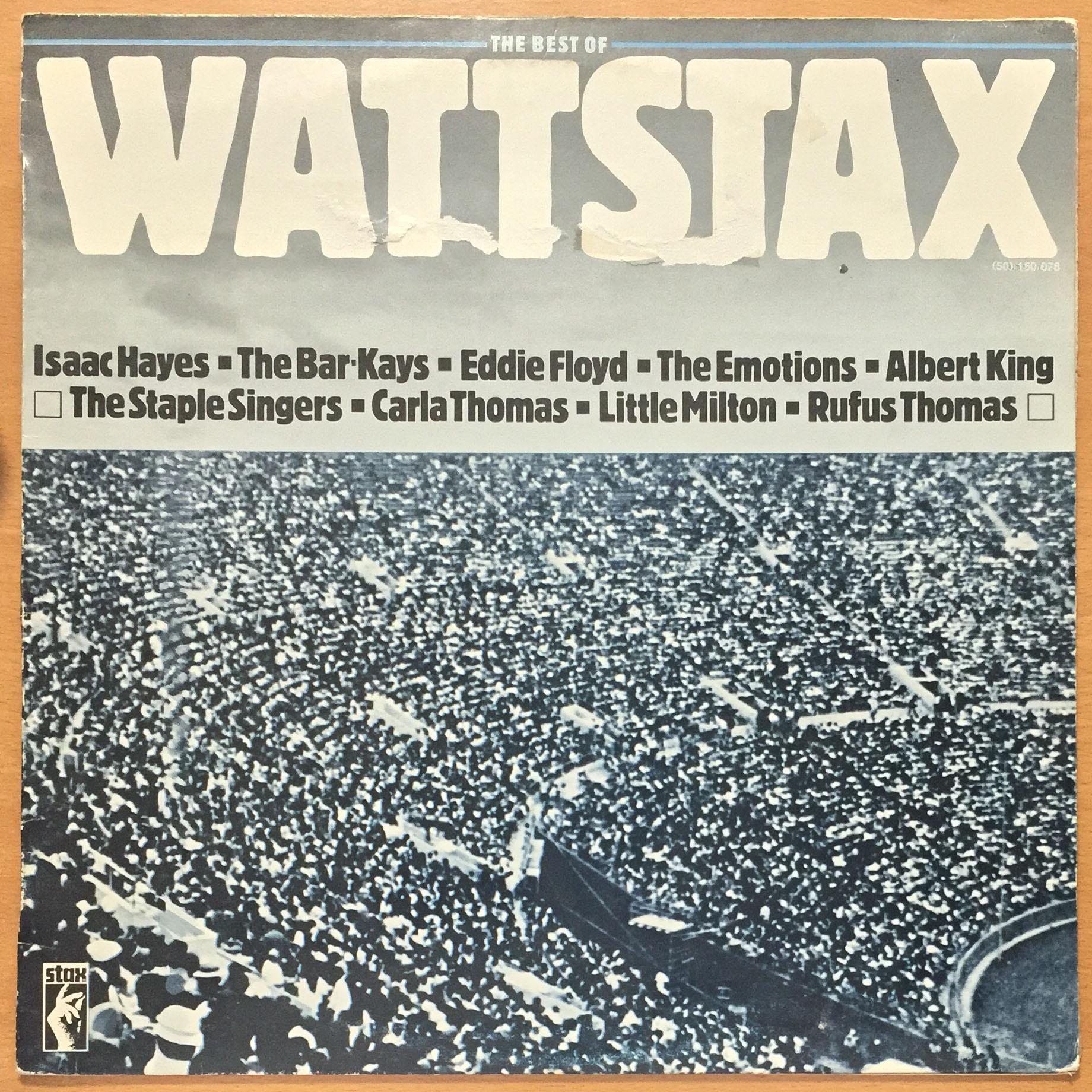 wattstax the best of wattstax