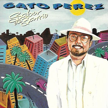 Gato Pérez. Sabor de barrio. 1991 Emi (Doble cd)