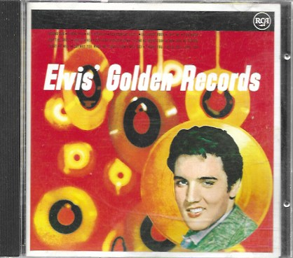 Elvis' Golden Records. 1993 BMG