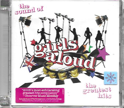 Girls aloud. The Sound of Girls Aloud. The Greatest Hits. 2006 Polydor