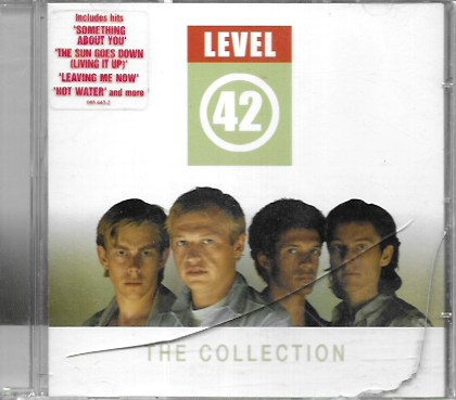 Level 42. The Collection. 2003 Spectrum