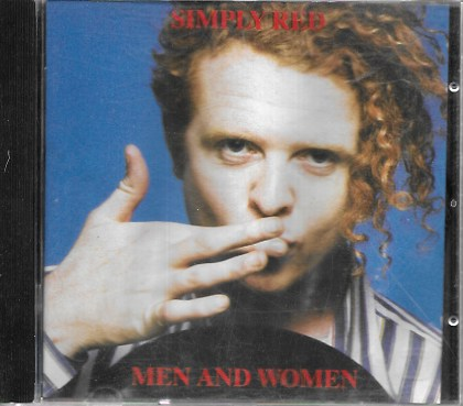 Simply Red. Men and Women. 1987 Wea