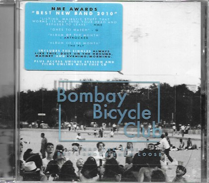Bombay Bicycle Club. I had the blues but i shook them loose. 2009 Mmm… Records