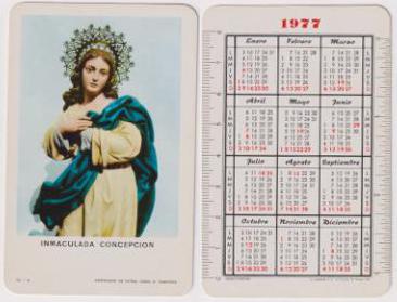 Calendario Enero 1978.Pliego Numismatica Y Coleccionismo Subastas Online Y En Vivo