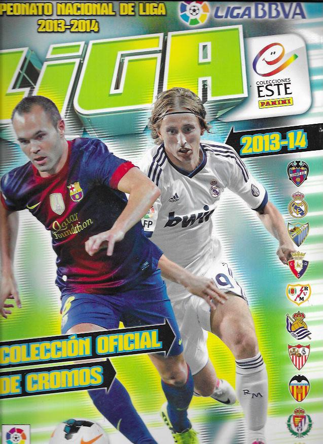 Album liga fútbol 2007//2008 Panini vacío nuevo 07//08 futbol album cromos
