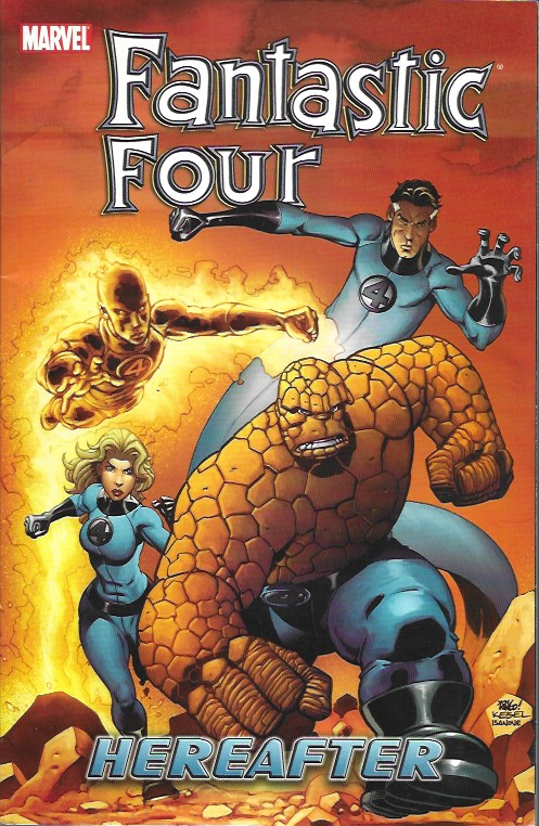 Fantastic Four v4. Hereafter. Marvel 2004. #111 (EEUU)
