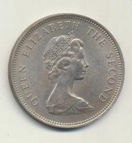 Jersey. 10 New Pence. 1968